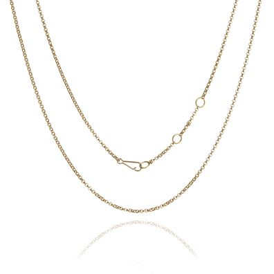 14ct Classic Long Chain