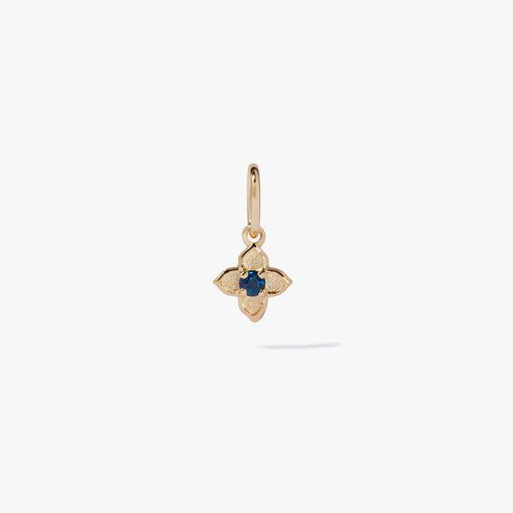 Tokens 14ct Gold Sapphire Pendant | Annoushka jewelley