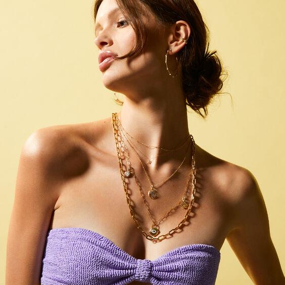 Love Diamonds 18ct Gold Diamond Starfish Necklace | Annoushka jewelley