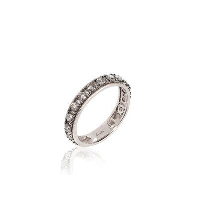 Dusty Diamonds 18ct White Gold Eternity Ring