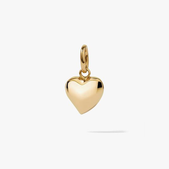 Mythology 18ct Gold Small Heart Charm