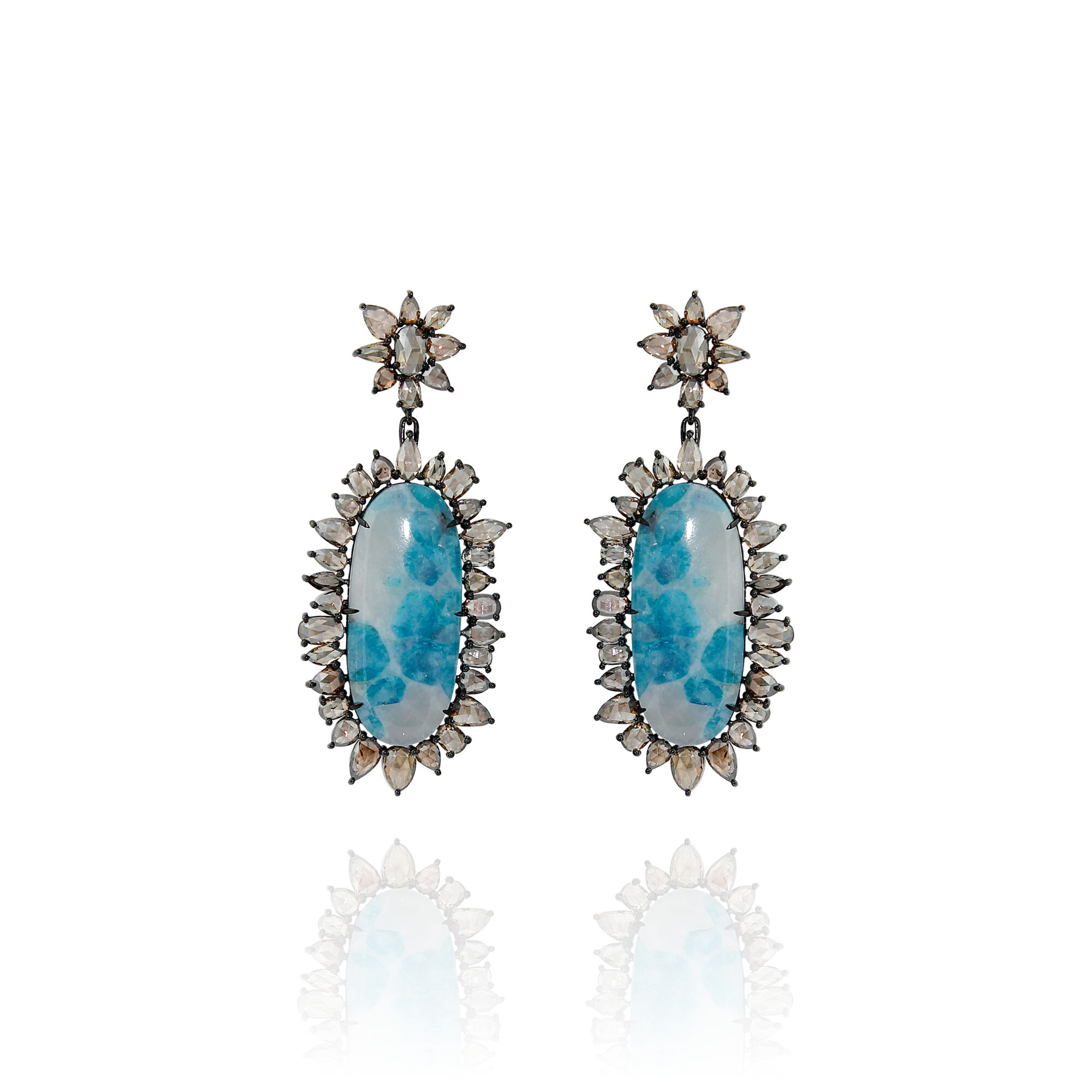 2673634c8 Sutra Paraiba Tourmaline Earrings Annoushka International