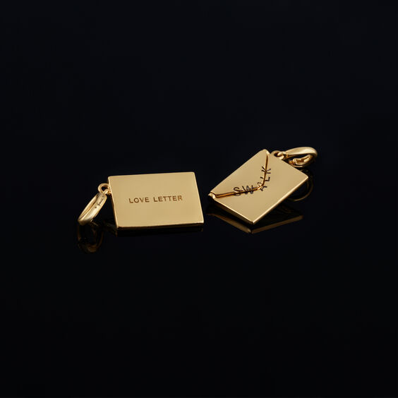 "18ct Gold ""Love Letter"" Charm 