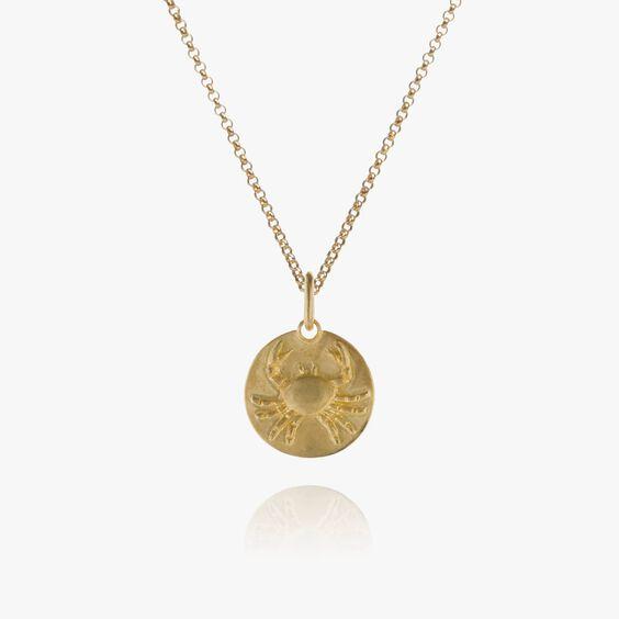 Mythology 18ct Gold Cancer Necklace   Annoushka jewelley