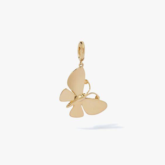 18ct Gold Butterflies Charm | Annoushka jewelley