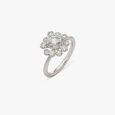 Marguerite 18ct White Gold 0.50ct Diamond Ring
