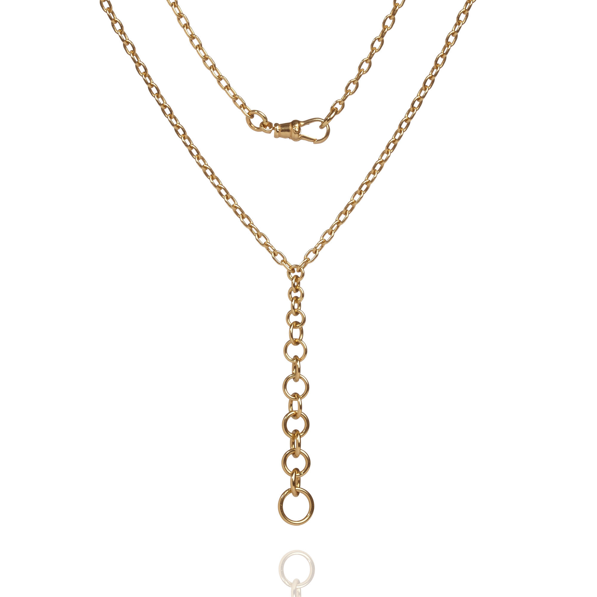Mythology 18ct Gold Charm Necklace — Annoushka US