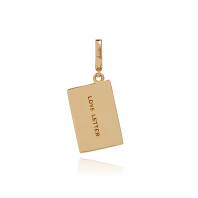 "18ct Gold ""Love Letter"" Charm"
