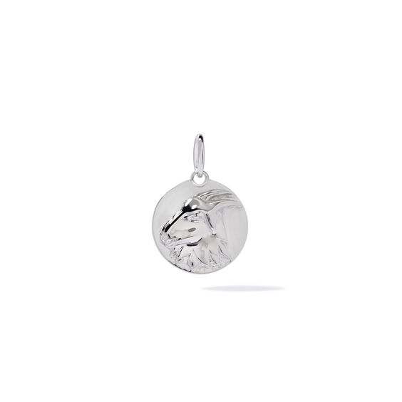 Mythology 18ct White Gold Capricorn Pendant | Annoushka jewelley