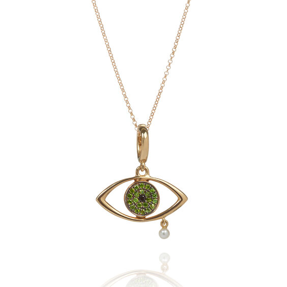 18ct Gold Diamond The Weeping Song Necklace | Annoushka jewelley