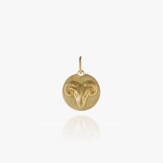 Mythology 18ct Gold Aries Pendant | Annoushka jewelley