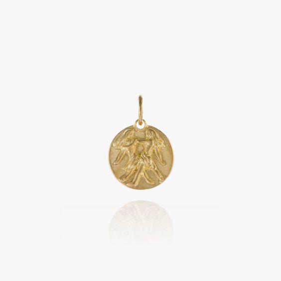 Mythology 18ct Gold Gemini Pendant | Annoushka jewelley