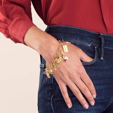 Annoushka X The Vampire's Wife Charm Bracelet