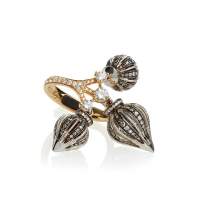 Touch Wood 18ct Gold 2.16 ct Diamond Ring