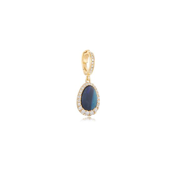 Unique 18ct Gold Opal Pendant | Annoushka jewelley