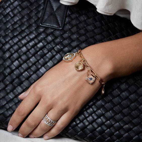 Lovelock 18ct Gold Charm Bracelet   Annoushka jewelley