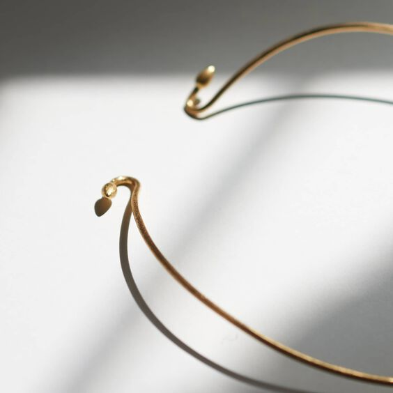 18ct Gold Choker | Annoushka jewelley
