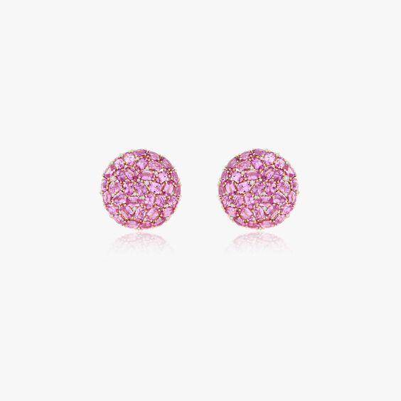 Sutra Sapphire Earrings | Annoushka jewelley