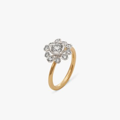 Marguerite 18ct Gold 0.50ct Diamond Ring