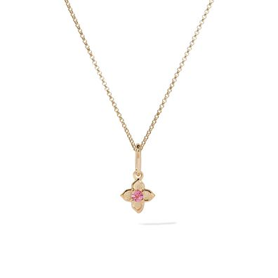 Tokens 14ct Gold Tourmaline Necklace