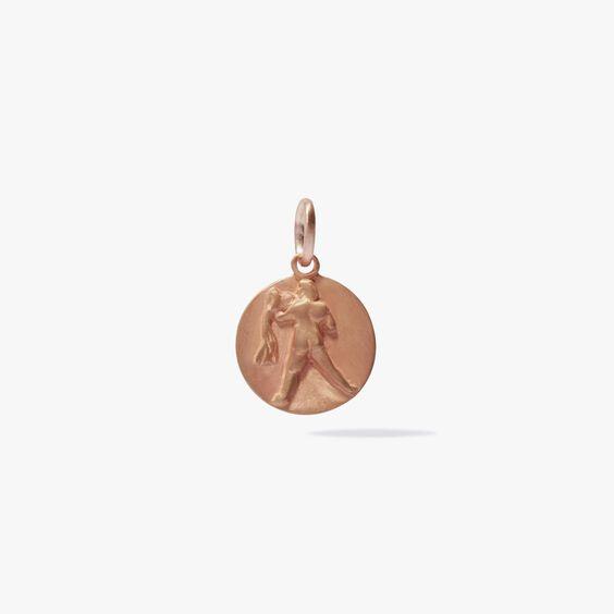 Mythology 18ct Rose Gold Aquarius Pendant | Annoushka jewelley