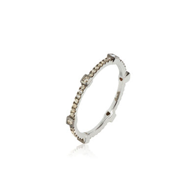 Pavilion 18ct White Gold Diamond Eternity Ring
