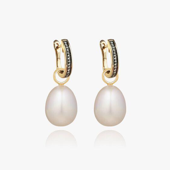 18ct Gold Annoushka Favourites Pearl Earrings | Annoushka jewelley