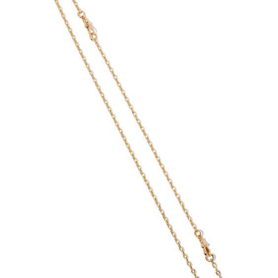 Mythology 18ct Gold Charm Necklace | Annoushka jewelley