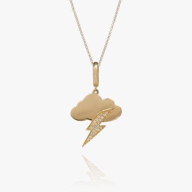18ct Gold Diamond Tupelo Necklace
