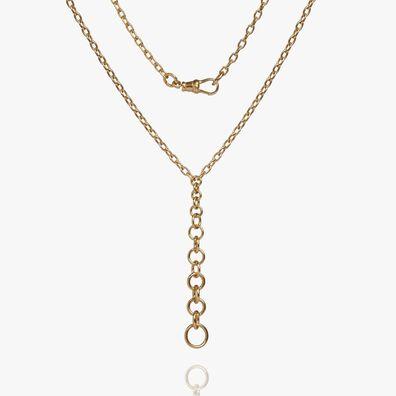 Mythology 18ct Gold Charm Necklace