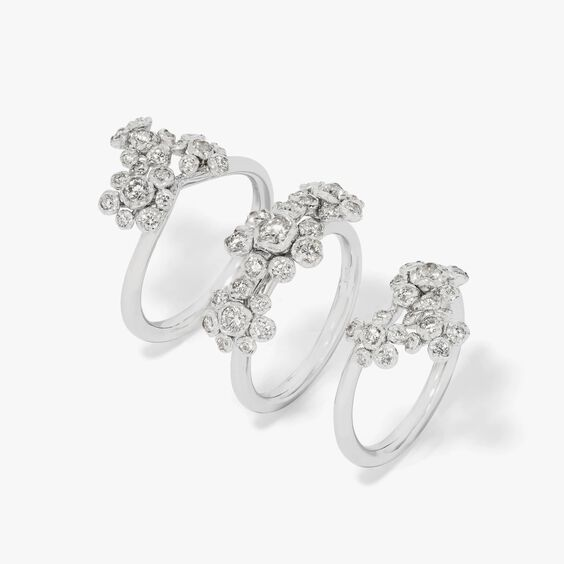 Marguerite Diamond Cocktail Ring | Annoushka jewelley