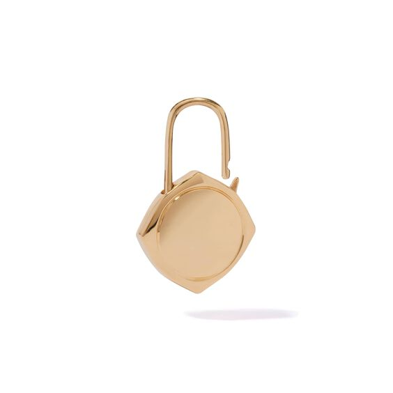 Lovelock 18ct Gold Charm | Annoushka jewelley