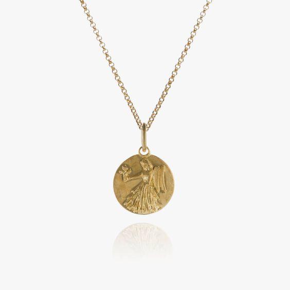 Mythology 18ct Gold Virgo Necklace | Annoushka jewelley