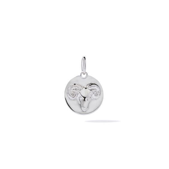 Mythology 18ct White Gold Aries Pendant   Annoushka jewelley