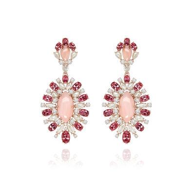 Sutra Pink Opal Earrings
