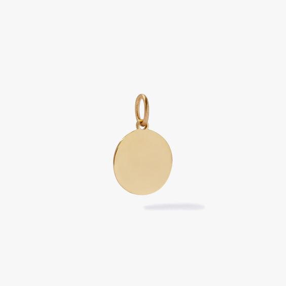 Mythology 18ct Gold Pisces Pendant | Annoushka jewelley