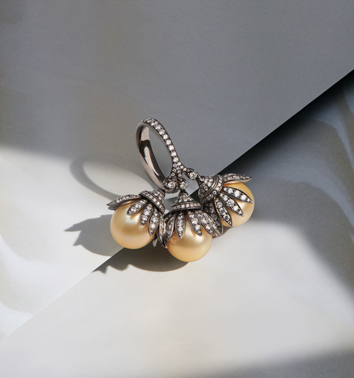 Annoushka Golden Pearls Collection