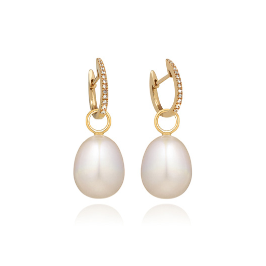 Annoushka pearl earrings