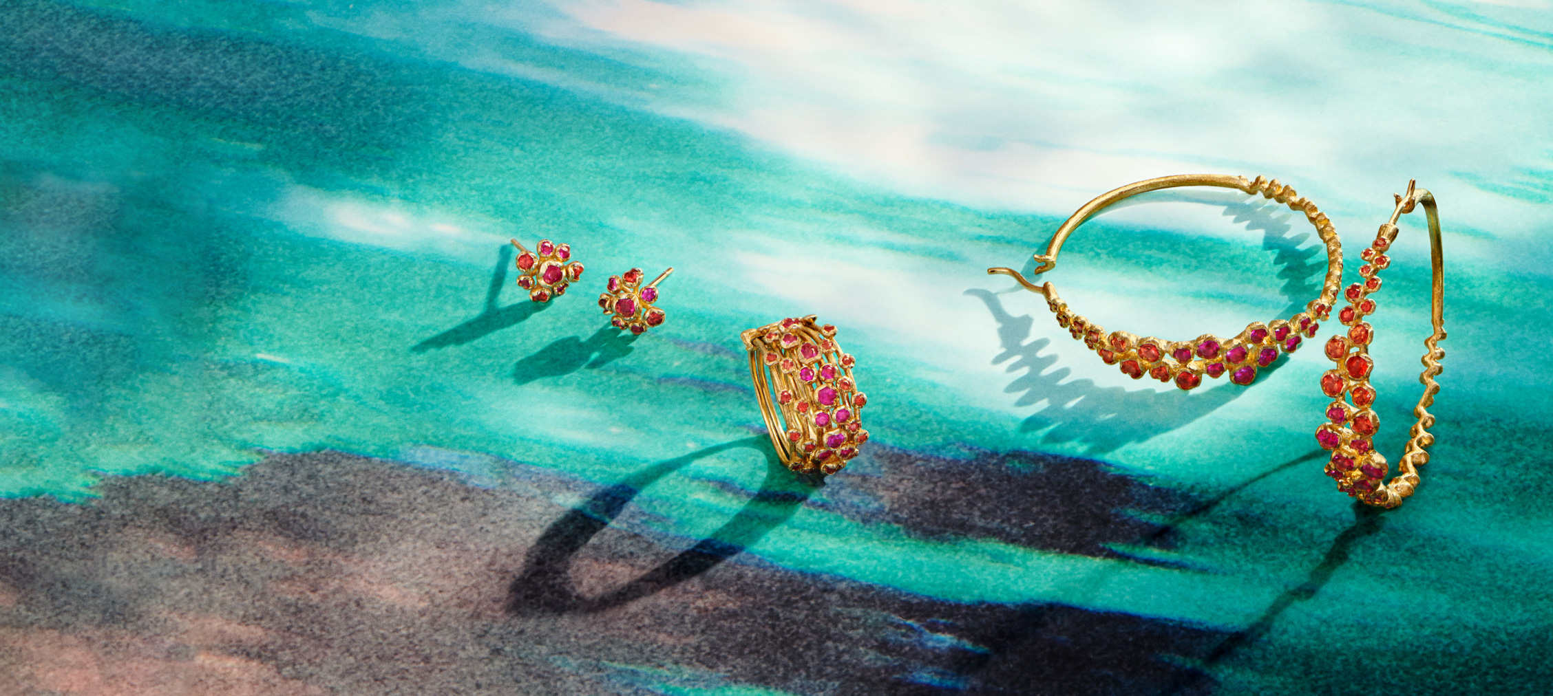 Annoushka Hidden Reef Collection