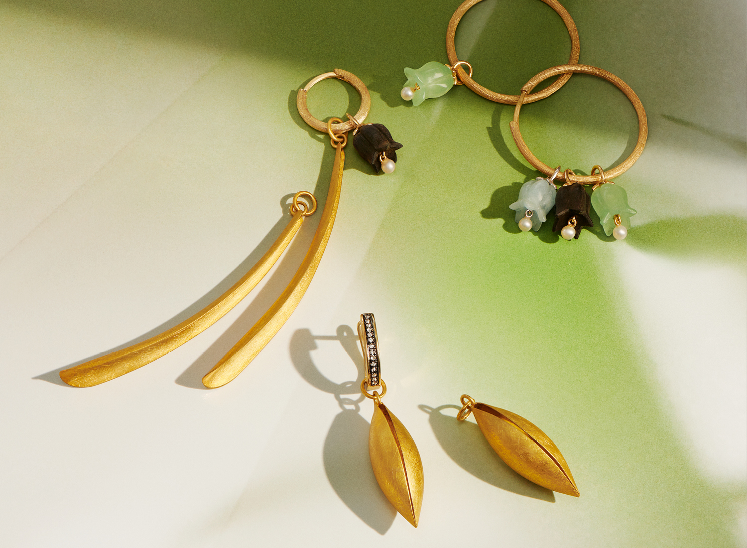 Annoushka Hoops and Drops
