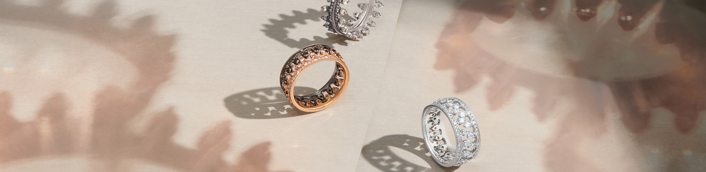 Annoushka Stacking Rings