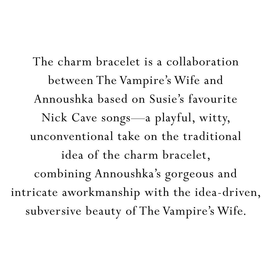 Annoushka Vampie Wife