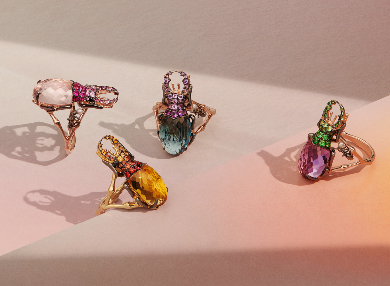 Annoushka Beetles