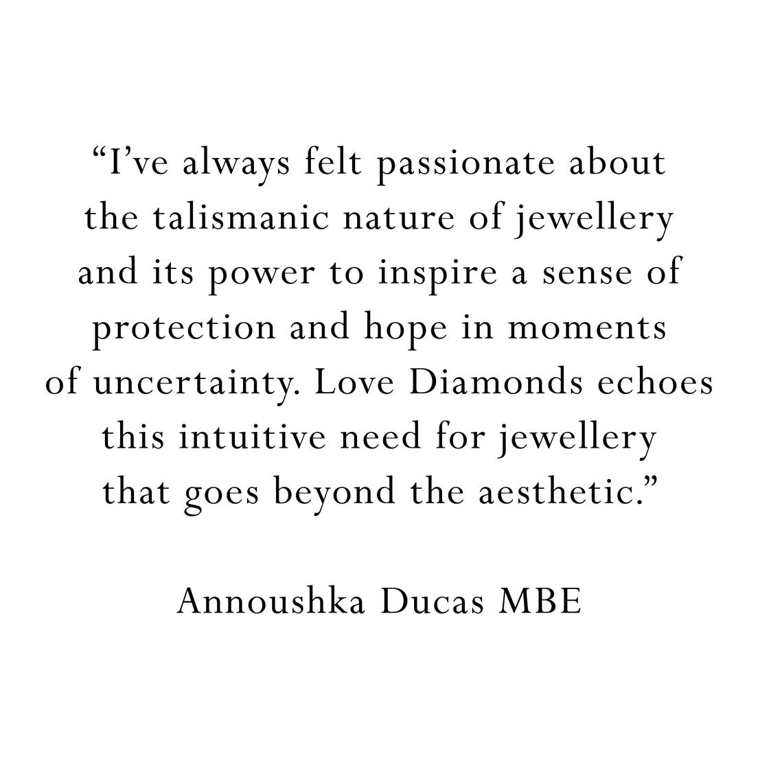 Annoushka Love Diamonds